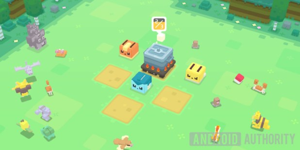 Pokemon Quest Recipe Guide