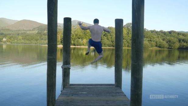 Swimming with Garmin Vivoactive 3