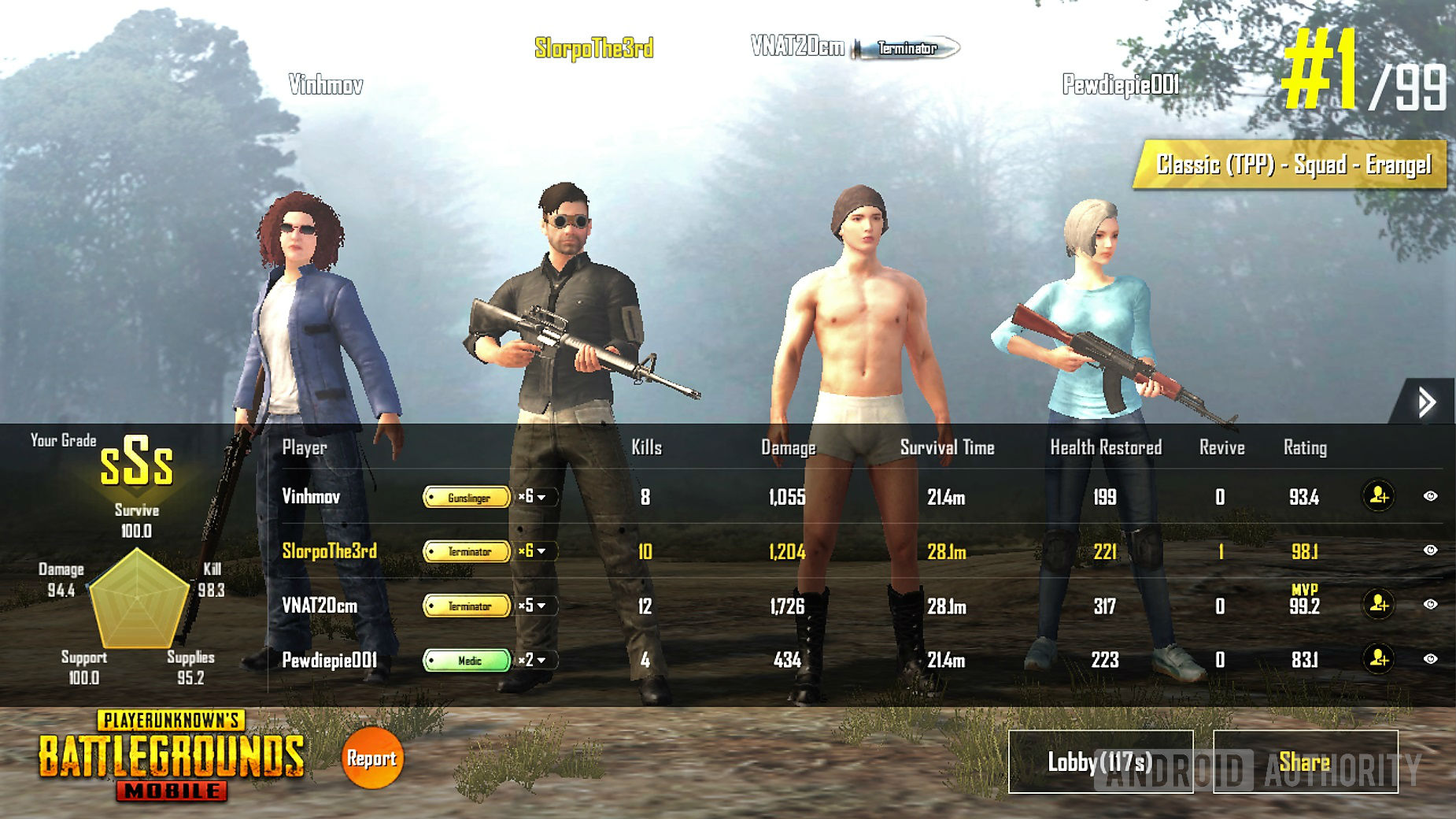 The Best PUBG Mobile Emulator Is Tencent Gaming Buddy