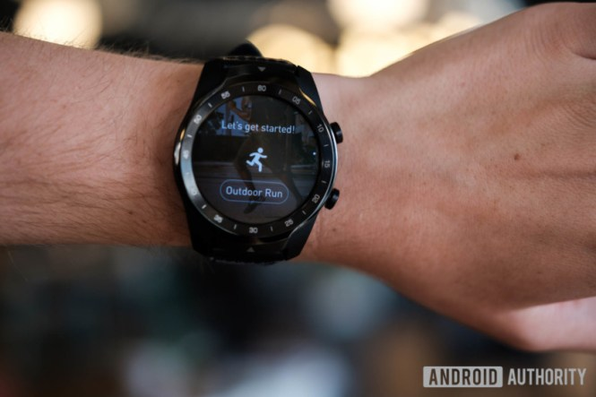 Mobvoi TicWatch Pro review fitness