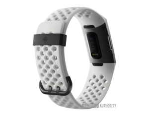 fitbit charge 3 fitness tracker heart rate monitor