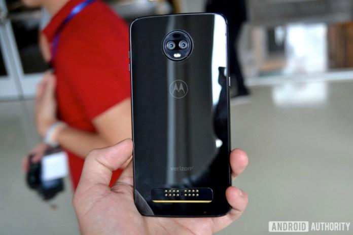 Motorola 5G phone Moto Z3