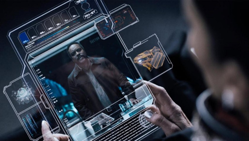 How scifi movies and TV shows have imagined mobile phones