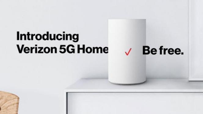 Verizon 5G Home