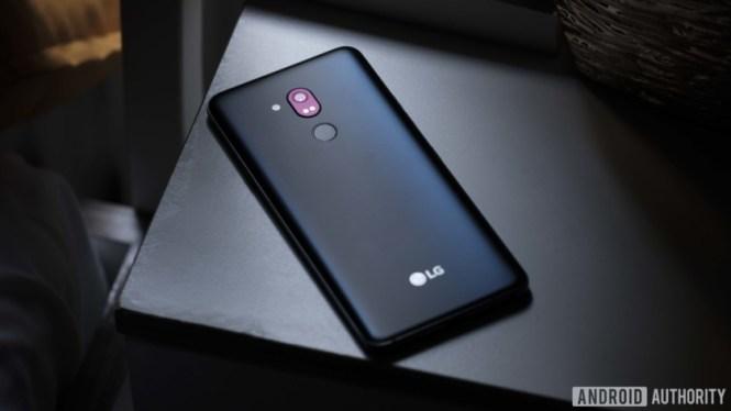 LG G7 One Camera