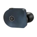 Product shot of the MW07 true wireless (steel blue).