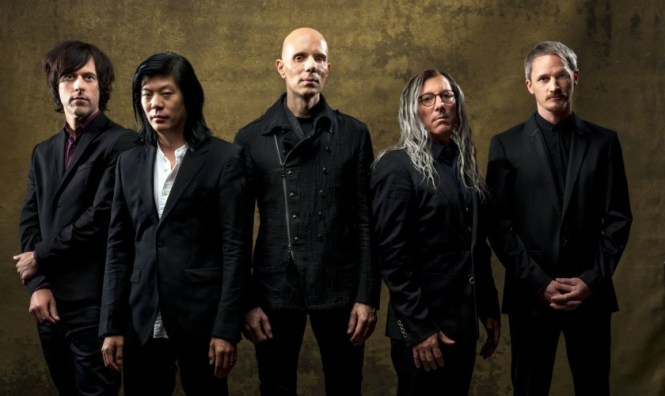 An image of the five members of A Perfect Circle.
