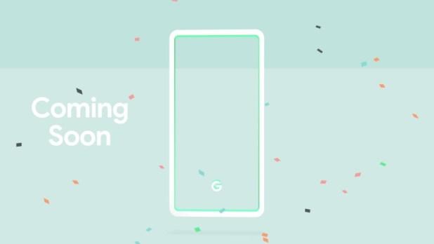 Google Pixel 3 turquoise