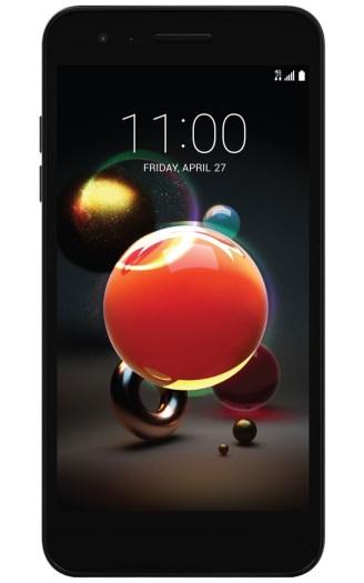 LG Aristo 2 Plus home screen