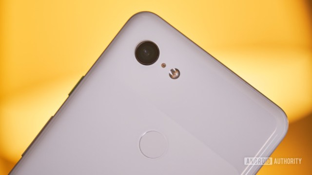 Pixel 3 XL hands on
