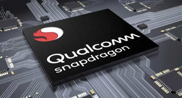 A Qualcomm Snapdragon render.