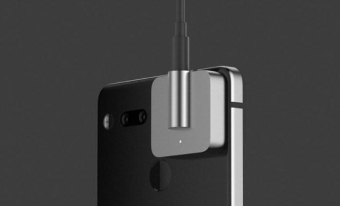 Essential Phone Audio Adapter HD è dietro l'angolo, probabilmente