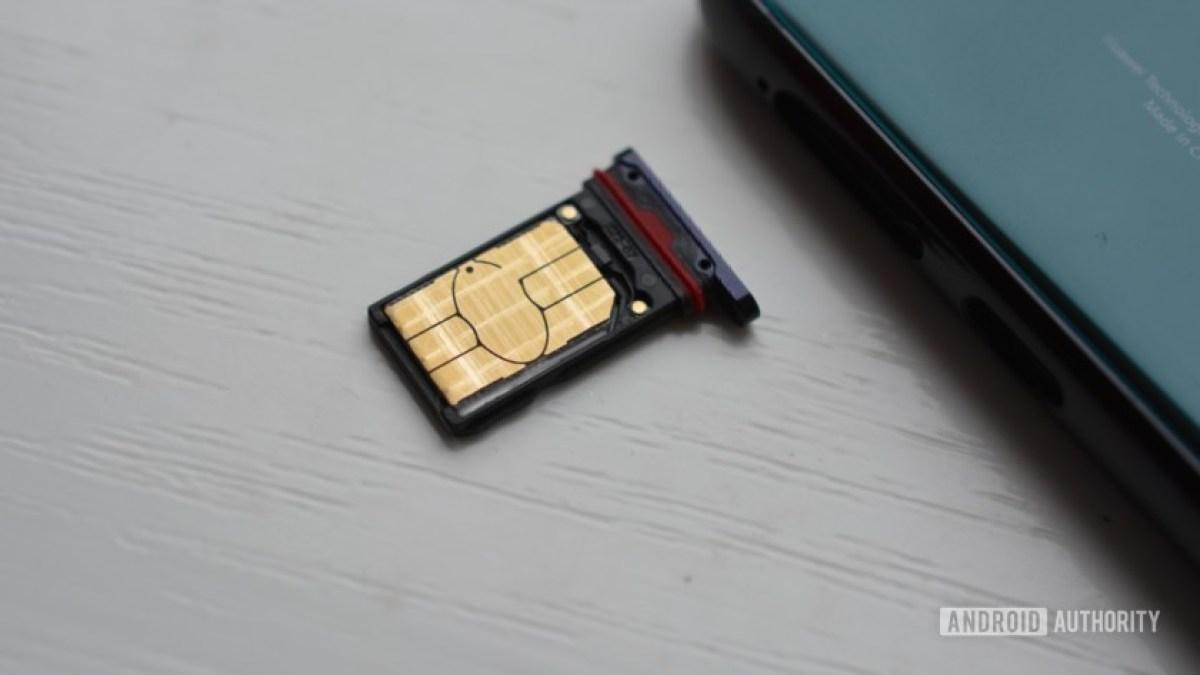 Телефоны с двумя SIM-картами 5G или 5G + 5G с двумя SIM-картами уже доступны.