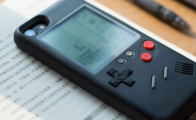 Nintendo Patents Game Boy Phone Case Android Authority