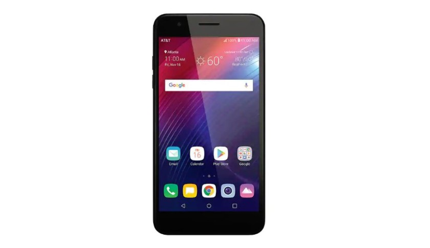LG Phoenix Plus - At&t prepaid phone