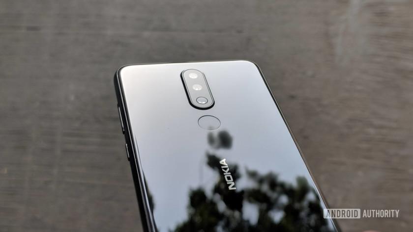 Nokia 5.1 Plus camera