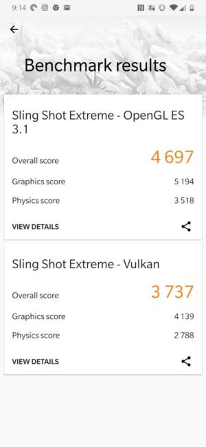 OnePlus 6T Benchmark