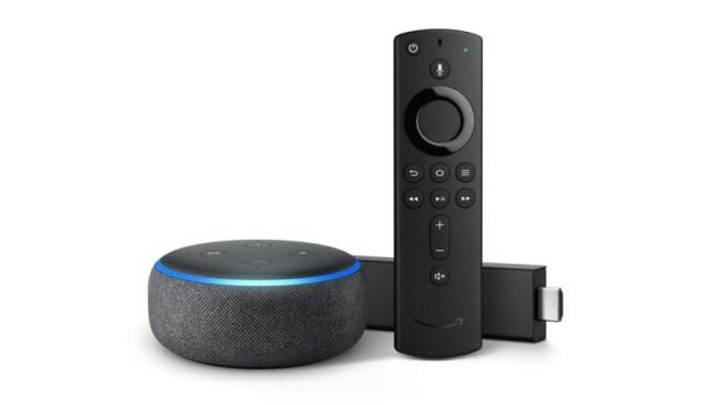 Amazon Echo Dot, Fire TV Stick 4K Black Friday deals