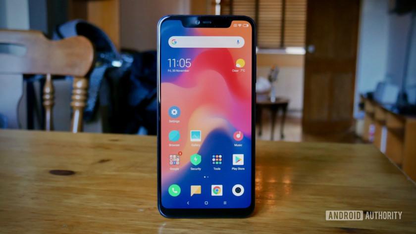 Xiaomi Mi 8 Pro display