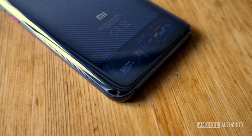 Xiaomi Mi 8 Pro slogans