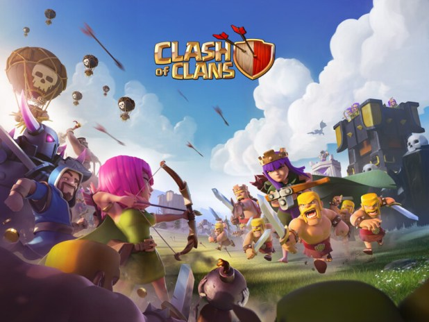 Clash of Clans update hub