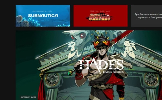 Epic Games Store Everything You Need To Know