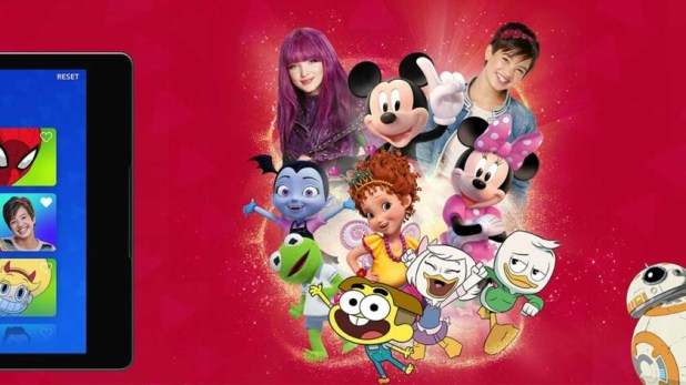 This is the featured image for the best disney apps for android