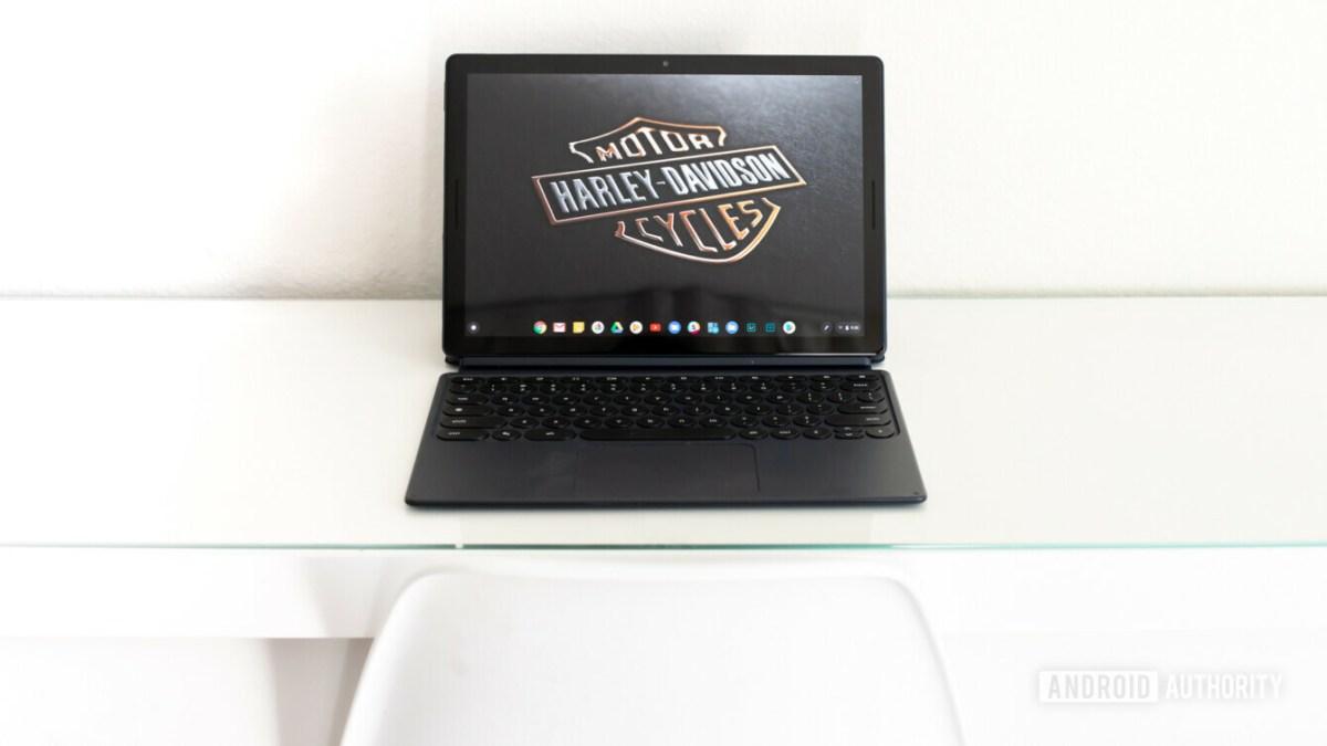 Как сбросить Chromebook