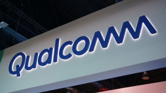 Qualcomm на выставке CES 2019.