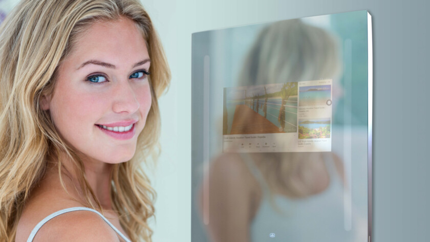 Capstone Google Assistant Mirror