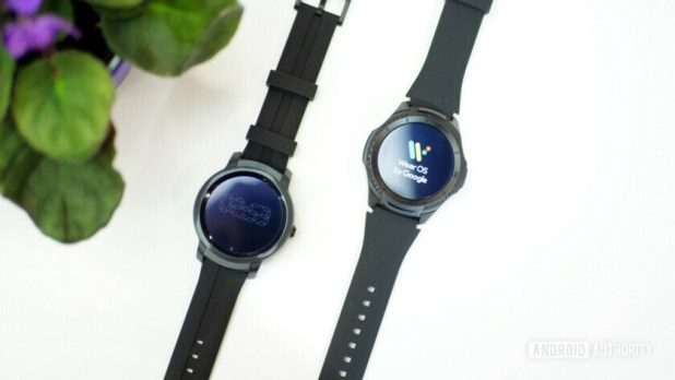 TicWatch S2 and E2 review design