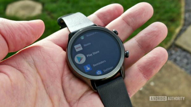 TicWatch C2 review Wear OS