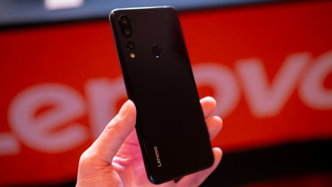 The Lenovo Legion Gaming Phone is a stark departure from previous Lenovo devices, such as the one seen here.