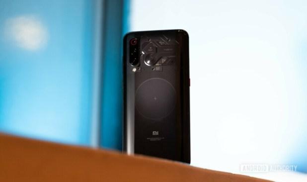 Xiaomi Mi 9 Transparent Edition - best phones with 12GB of RAM