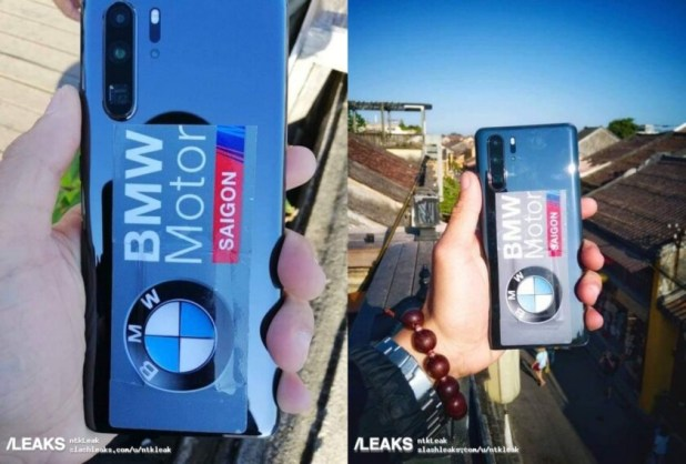 Huawei P30 Pro hands-on photo leak - Huawei P30 and P30 Pro rumors