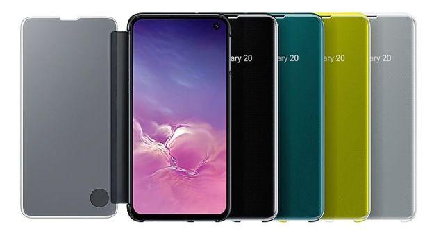S-View Samsung Galaxy S0e cases