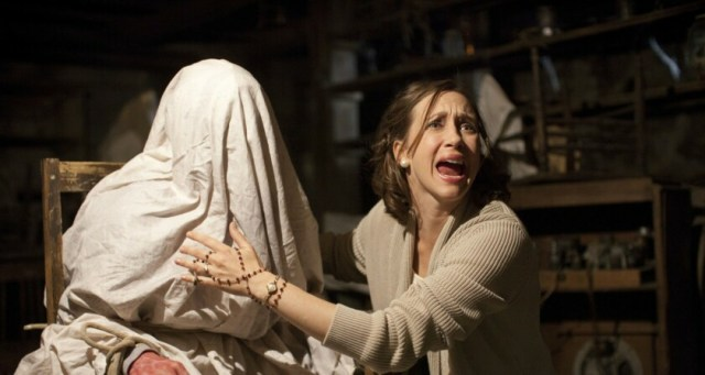 The Conjuring - best scary movies on netflix