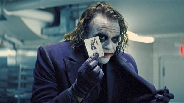 """Screencap from the charachter Joker in """"The Dark Knight"""" - 10 best movies on Netflix you can stream right now"""