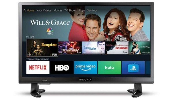 Insignia HDTV Fire Smart TV