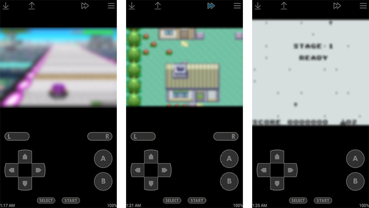John GBAC is one of the best game boy emulators for android