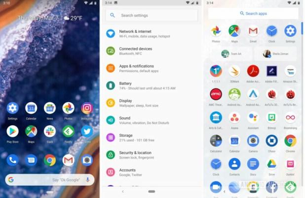 Nokia 9 PureView Review Software