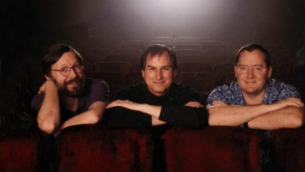 best documentaries on netflix The Pixar Story