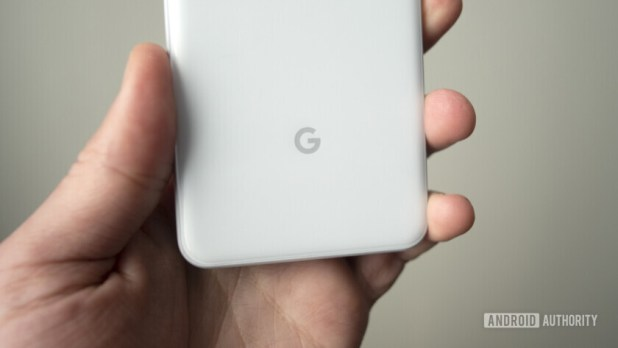 google pixel 3 google logo g