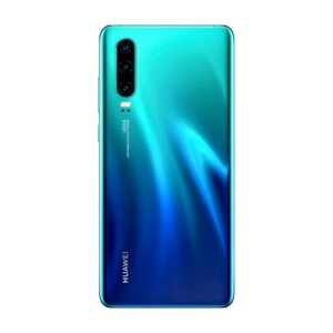 The back of the Huawei P30.