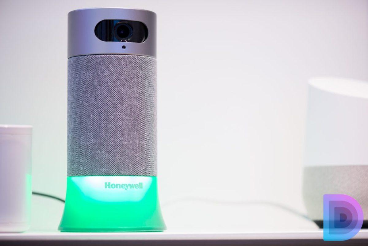Honeywell камера видеонаблюдения