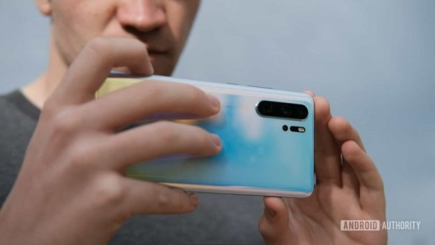 The Huawei P30 Pro lacks a few camera features you might expect in 2019.