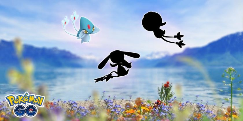 Pokemon Go update news Azelf lake event