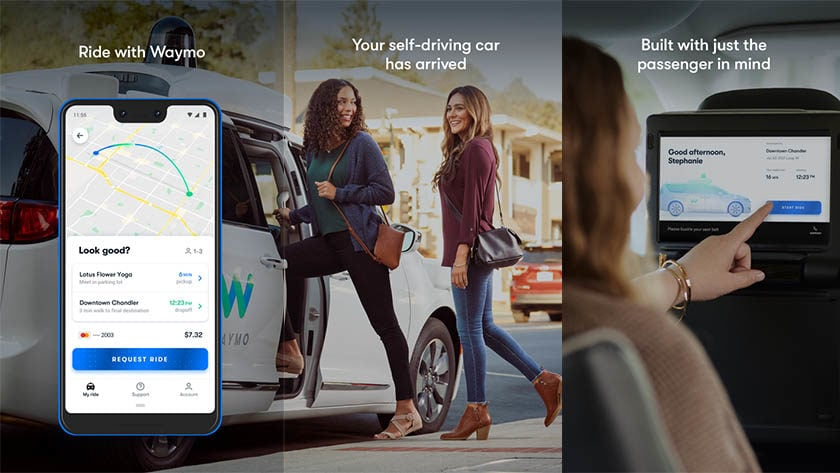 Waymo - best new android apps