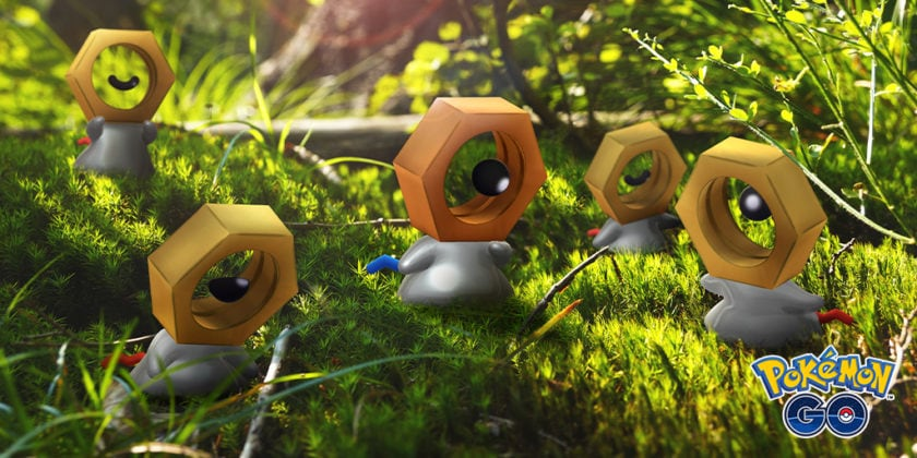 pokemon go update news event shiny meltan
