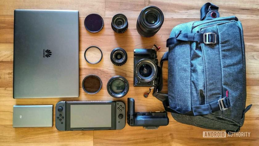David Imel IO19 gear - sac photo
